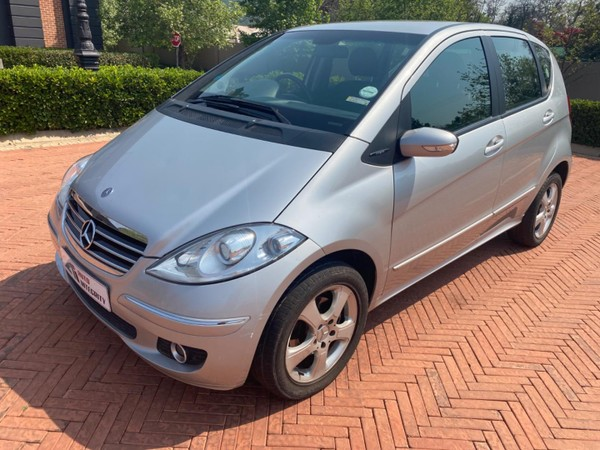 2005 Mercedes-Benz A-Class A 180 Cdi Classic At  Gauteng Pretoria_0