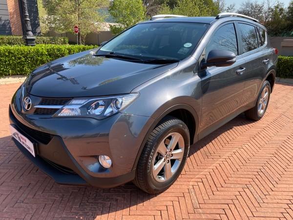 2015 Toyota Rav 4 2.0 GX Auto Gauteng Pretoria_0