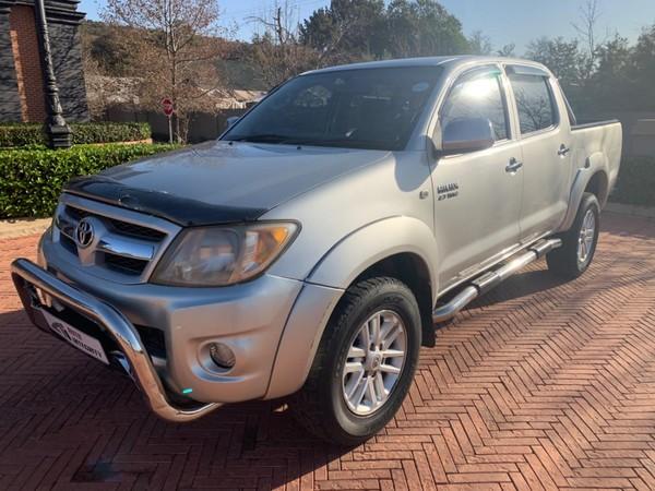 2008 Toyota Hilux 2.7vvt-i Raider Pu Dc  Gauteng Pretoria_0