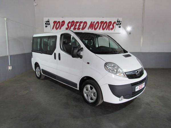 2014 Opel Vivaro 1.9 Cdti Bus  Gauteng Vereeniging_0