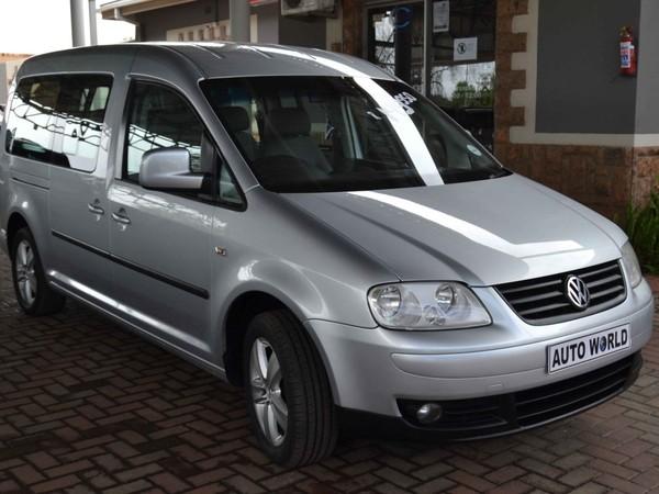 2009 Volkswagen Caddy Maxi 1.9 Tdi Trendline  North West Province Klerksdorp_0