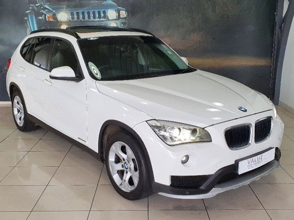 2015 BMW X1 Sdrive20i  At  Western Cape Goodwood_0