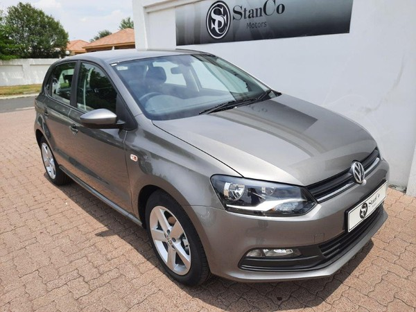 2020 Volkswagen Polo Vivo 1.6 Highline 5-Door Mpumalanga Standerton_0