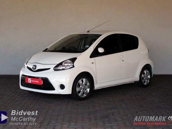 2012 Toyota Aygo 1.0 Wild 5dr  Western Cape Goodwood_0