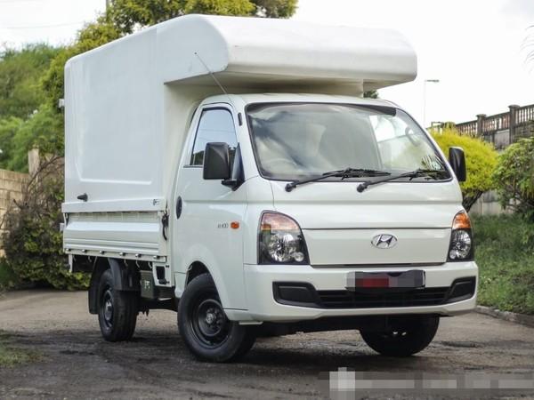 2015 Hyundai H100 Bakkie 2.6d Fc Cc  Kwazulu Natal_0