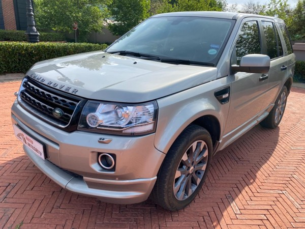 2014 Land Rover Freelander Ii 2.0 Si4 Dynamic At  Gauteng Pretoria_0