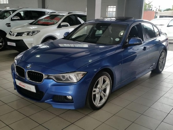 2013 BMW 3 Series 320d M Sport Line At f30  Western Cape Wynberg_0