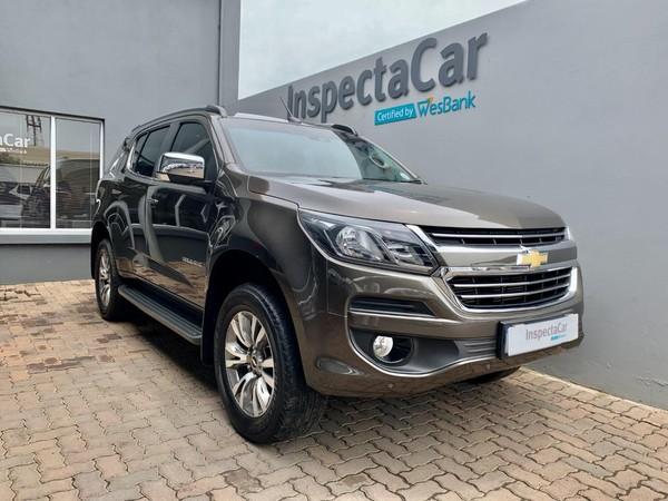 2017 Chevrolet Trailblazer 2.8 LTZ Auto Gauteng Pretoria_0
