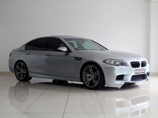 2016 BMW M5 M-DCT Pure Metal ED Western Cape Goodwood_0