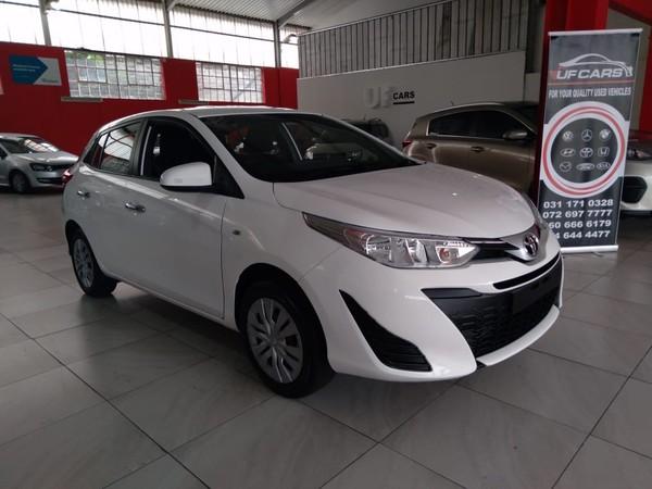 2018 Toyota Yaris 1.0 Pulse 5-Door Kwazulu Natal Durban_0