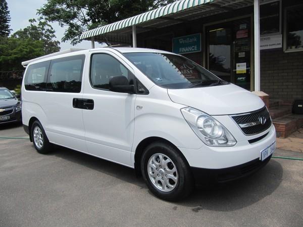 2012 Hyundai H1 2.5 Crdi Multicab At 6 Seat  Kwazulu Natal Pinetown_0