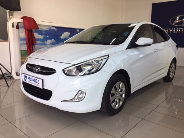 2016 Hyundai Accent 1.6 Fluid 5-Door Kwazulu Natal Pinetown_0