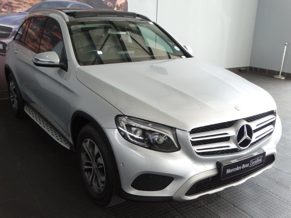 2016 Mercedes-Benz GLC 250d Limpopo Polokwane_0