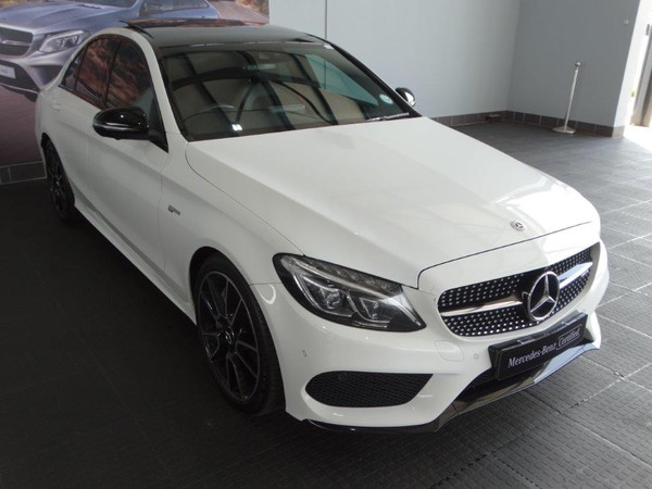 2018 Mercedes-Benz C-Class AMG C43 4MATIC Limpopo Polokwane_0