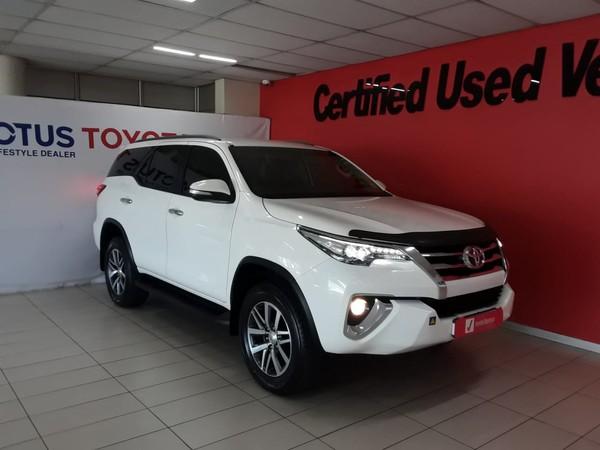 2018 Toyota Fortuner 2.8GD-6 4X4 Auto Gauteng Edenvale_0