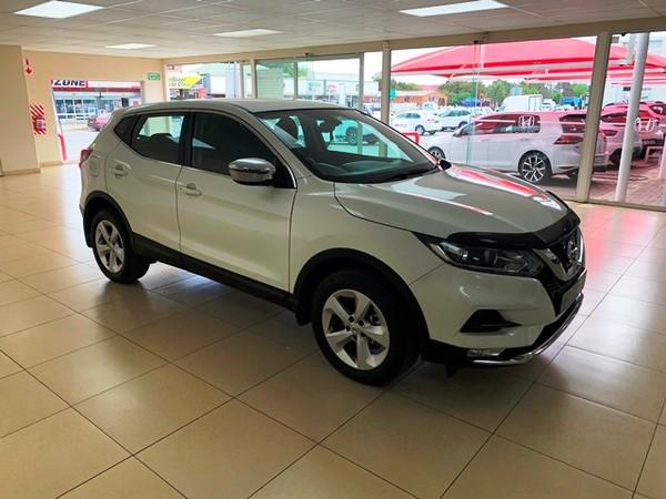 2018 Nissan Qashqai 1.5 dCi Acenta plus Northern Cape Kimberley_0