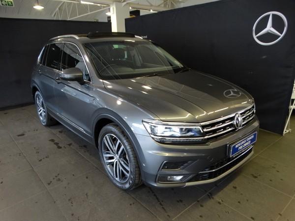 2018 Volkswagen Tiguan 2.0 TDI Highline 4Mot DSG Limpopo Tzaneen_0
