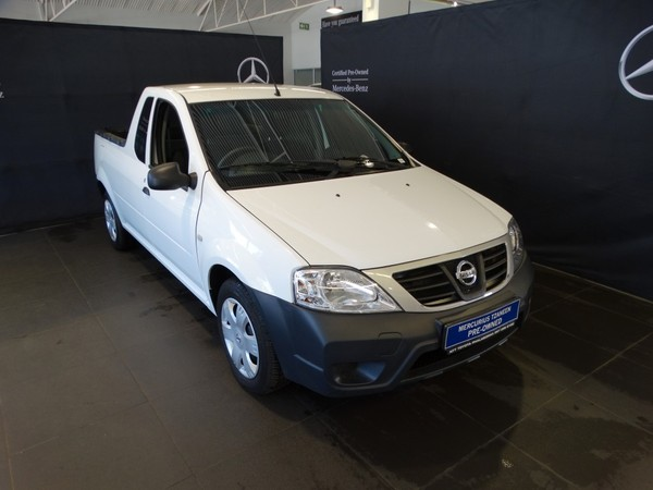 2019 Nissan NP200 1.6  Ac Safety Pack Pu Sc  Limpopo Tzaneen_0