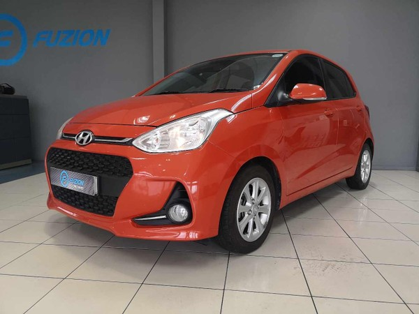 2018 Hyundai Grand i10 1.25 Fluid Auto Western Cape Kuils River_0