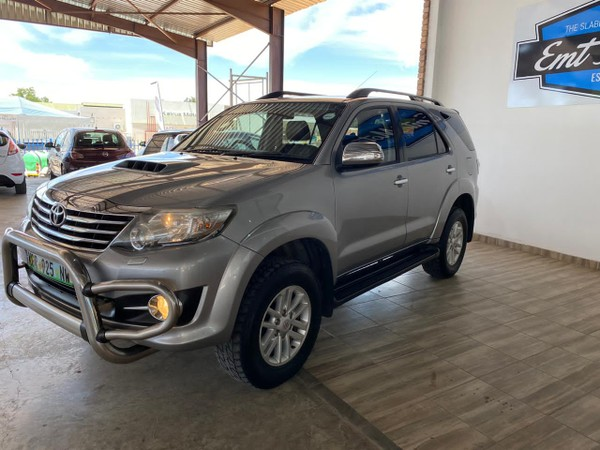 2015 Toyota Fortuner 3.0d-4d 4x4 At  North West Province Schweizer-Reneke_0