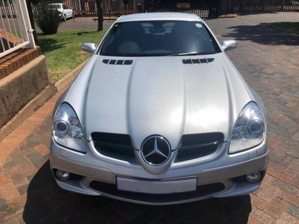2006 Mercedes-Benz SLK-Class Slk 55 Amg  Gauteng Moreletapark_0
