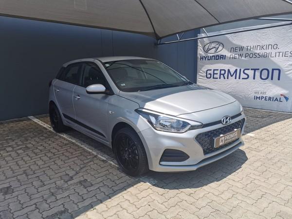 2019 Hyundai i20 1.2 Motion Gauteng Germiston_0