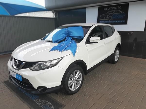 2014 Nissan Qashqai 1.5 dCi Acenta Gauteng Vereeniging_0