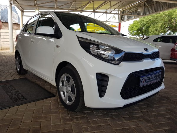 2017 Kia Picanto 1.0 Street North West Province Klerksdorp_0