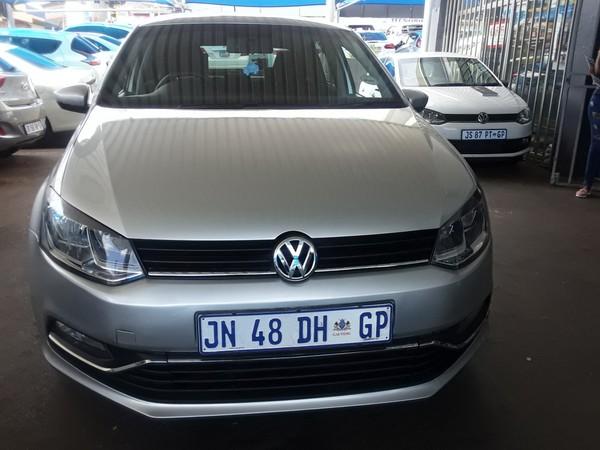 2017 Volkswagen Polo GP 1.4 TDI Trendline Gauteng Johannesburg_0