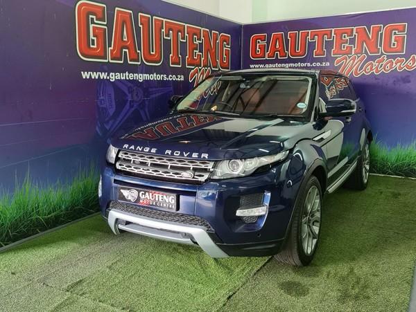 2013 Land Rover Evoque 2.0 Si4 Prestige  Gauteng Pretoria_0