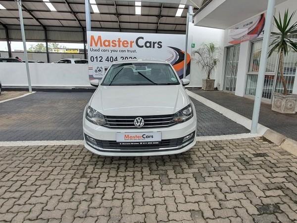 2017 Volkswagen Polo GP 1.6 Comfortline TIP Gauteng Pretoria_0