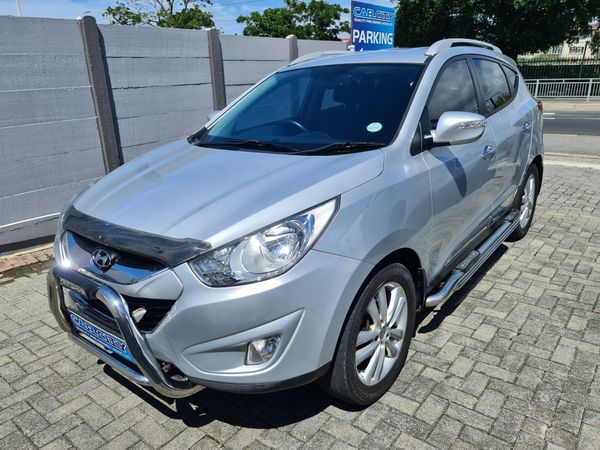 2013 Hyundai iX35 2.0 Gls At  Eastern Cape East London_0