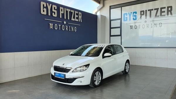 2016 Peugeot 308 1.2T PureTech Active Gauteng Pretoria_0