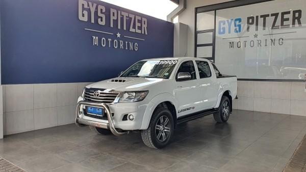 2016 Toyota Hilux 3.0 D-4D LEGEND 45 4X4 Auto Double Cab Bakkie Gauteng Pretoria_0