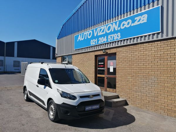 2016 Ford Transit Connect 1.6TDCi LWB FC PV Western Cape Brackenfell_0