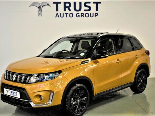 2021 Suzuki Vitara 1.4T GLX Auto Gauteng Randburg_0