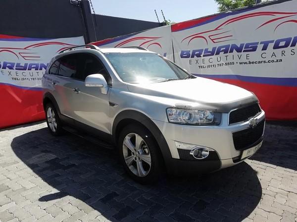 2012 Chevrolet Captiva 3.0 Ltz 4x4 At  Gauteng Randburg_0
