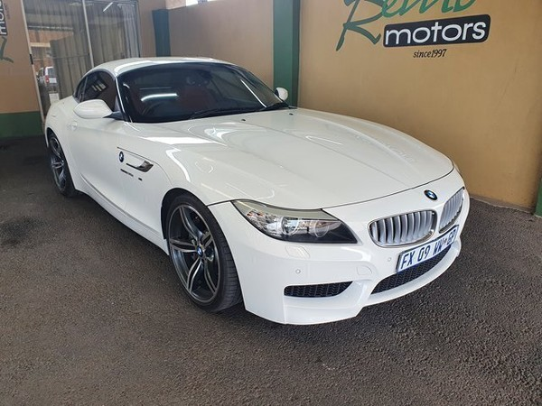 2013 BMW Z4 sDRIVE 35i M Sport Auto Gauteng Pretoria_0