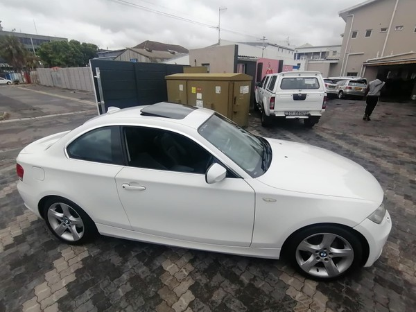 2010 BMW 1 Series 125i Coupe Sport At  Western Cape Parow_0