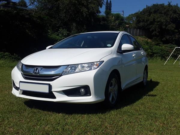 2014 Honda Ballade 1.5 Elegance CVT Kwazulu Natal Durban North_0