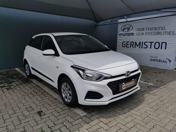 2020 Hyundai i20 1.2 Motion Gauteng Germiston_0