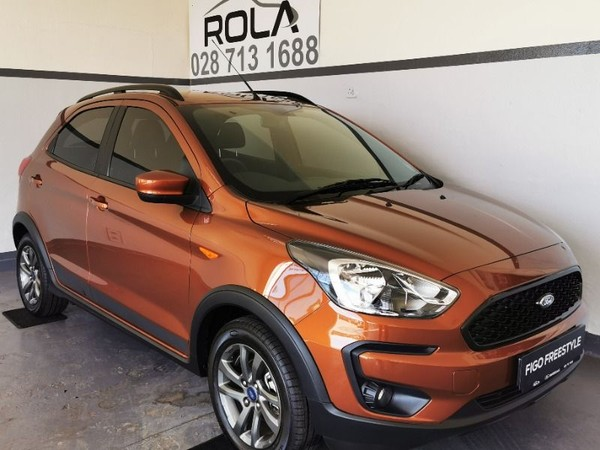 2021 Ford Figo Freestyle 1.5Ti VCT Trend 5-Door Western Cape Riversdale_0