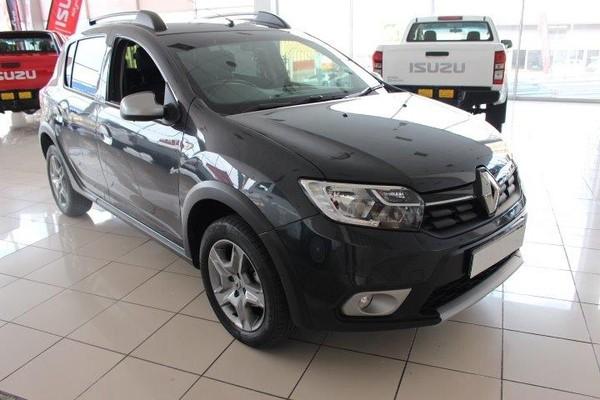 2018 Renault Sandero 900T Stepway Dyanmique Free State Bloemfontein_0