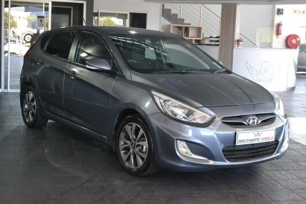 2017 Hyundai Accent 1.6 Fluid 5-Door Auto Gauteng Roodepoort_0