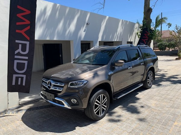 2020 Mercedes-Benz X-Class X350d 4Matic Power Western Cape Malmesbury_0