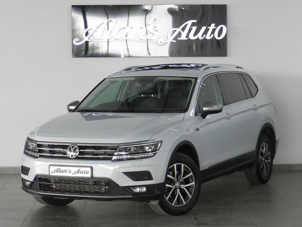 2018 Volkswagen Tiguan Allspace 2.0 TDI Comfortline 4MOT DSG Mpumalanga Mpumalanga_0