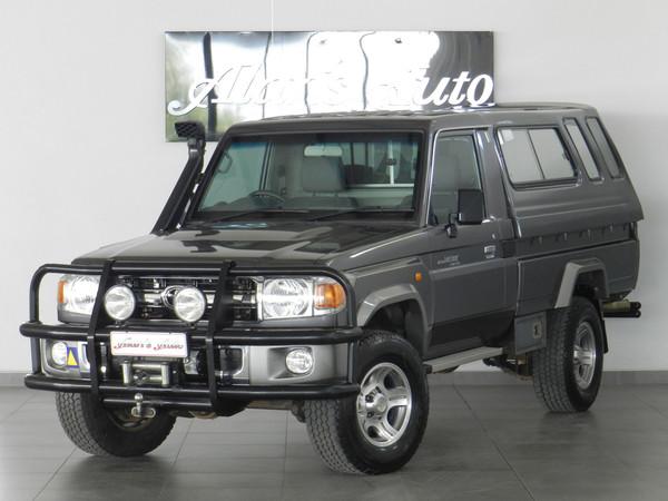 2011 Toyota Land Cruiser 79 4.0p 60th Ed Pu Sc  Mpumalanga Mpumalanga_0