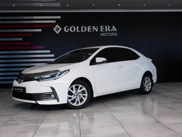 2018 Toyota Corolla 1.8 Exclusive CVT Gauteng Pretoria_0