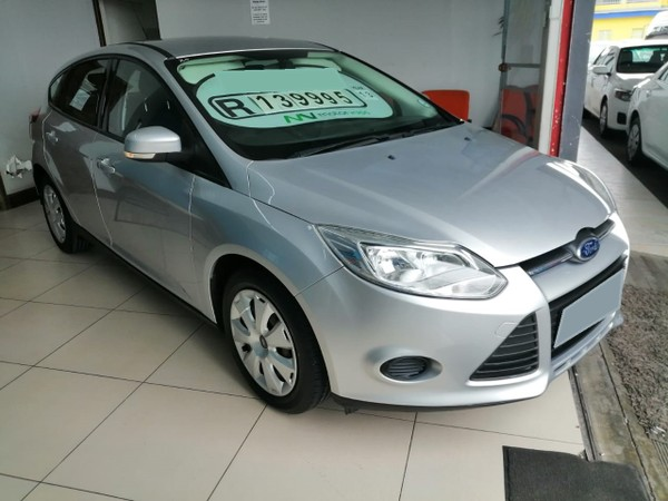 2013 Ford Focus 1.6 Ti Vct Ambiente  Western Cape Goodwood_0