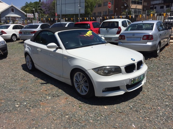 2008 BMW 1 Series 125i Convertible At  Kwazulu Natal Durban_0